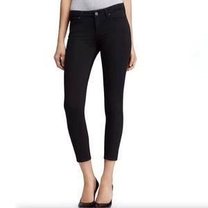 PAIGE Transcend Verdugo Crop Jeans Size 25